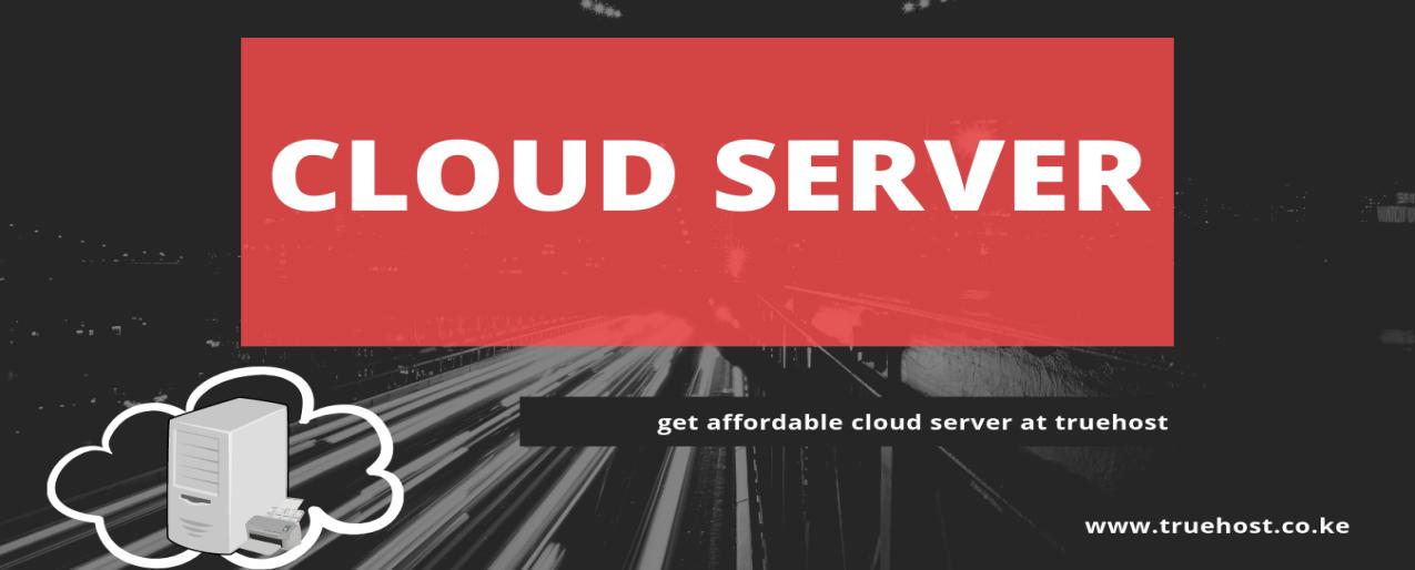 benefits of cloud server Kenya