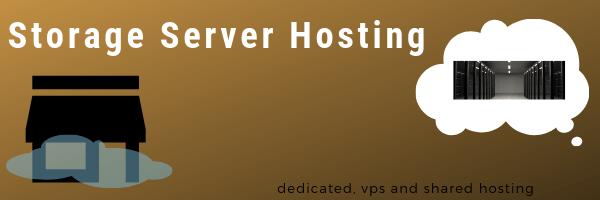 Storage server hosting in Kenya