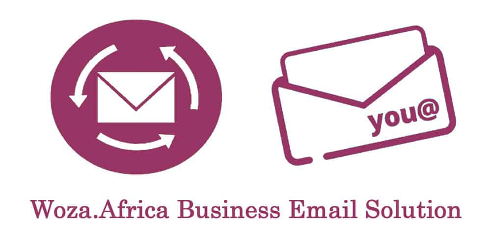 Business Email Solution in South Africa – Woza.Africa