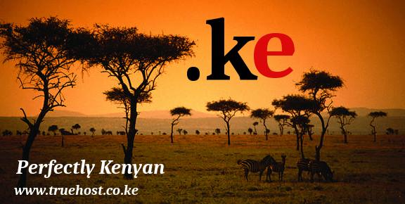 Getting a domain name registration in kenya